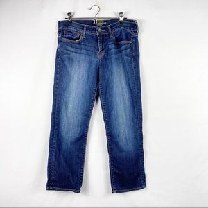 LUCKY BRAND Sweet'N Crop Jeans in Size 8/29